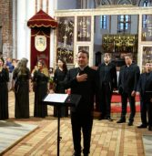 Organista i chórzyści zachwycili słuchaczy
