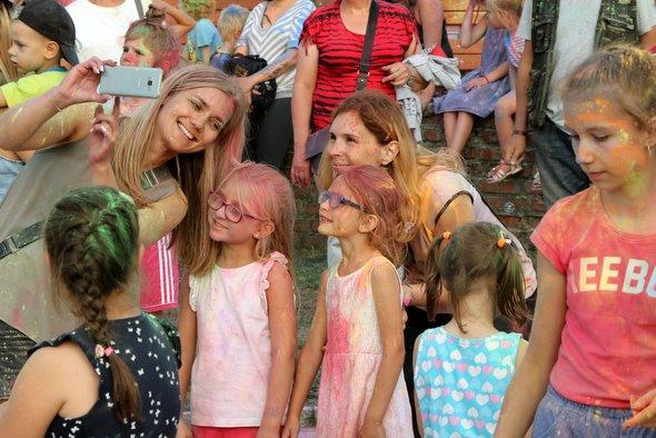 Festiwal Art and Colors na zakończenie wakacji