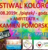 DziałaMY Kamień – Festiwal kolorów!