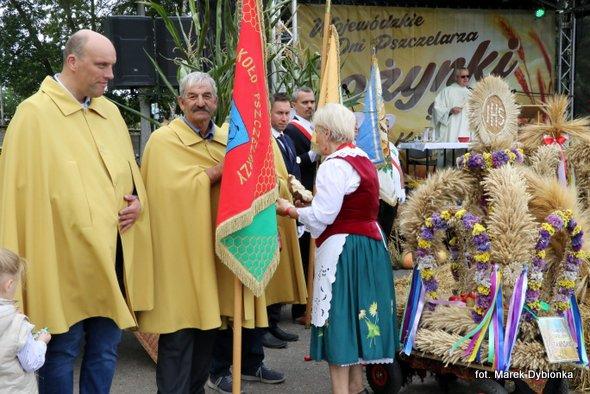 Kamieńskie Święto Plonów i Wojewódzkie Dni Pszczelarza