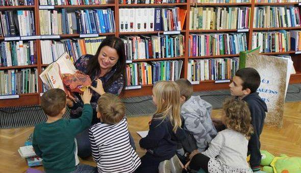 Książkowe inspiracje – warsztaty w międzyzdrojskiej Bibliotece