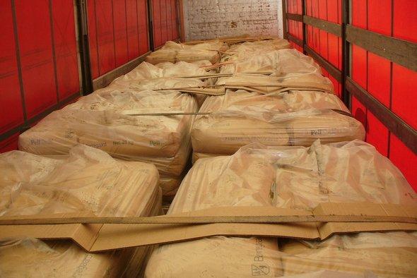 Nielegalne transgraniczne przemieszczenie odpadów udaremnione przez KAS