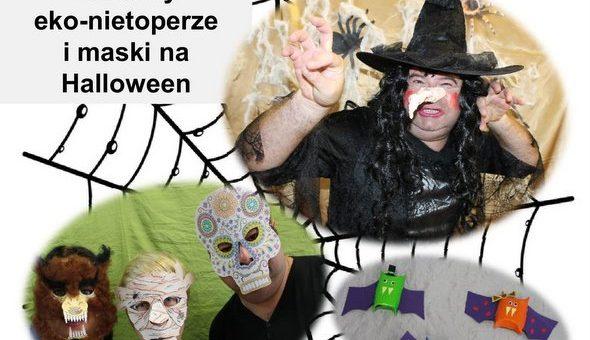 Halloweenowe szaleństwo w bibliotece