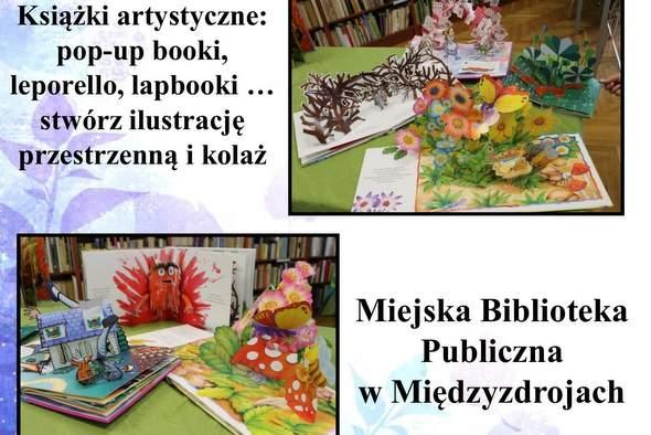 Rodzinne warsztaty plastyczno-literackie