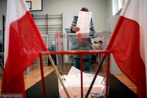 Oficjalne wyniki wyborów do Sejmu i Senatu 2019
