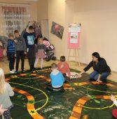 Rodzinne Turnieje Gier Planszowych w międzyzdrojskiej bibliotece i w Wiklinie w Wapnicy