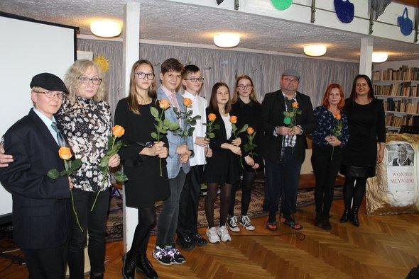 Spotkanie z poezją i muzyką Wojciecha Młynarskiego
