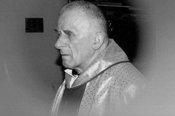 Zmarł Ksiądz Stanisław Mielimączka