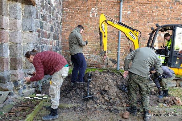 Niezwykłe odkrycie archeologiczne w Kamieniu Pomorskim
