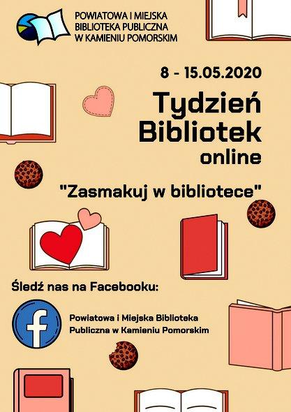 """""""Zasmakuj w bibliotece"""""""