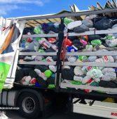 Nielegalne odpady z Norwegii nie wjadą do Polski