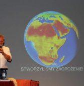 O klimacie, pogodzie i książkach z Jarosławem Kretem