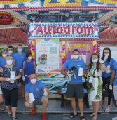 Bawiąc się pomagali – Plenerowa impreza charytatywna na rzecz Krzysztofa Trojanowskiego w Międzyzdrojach