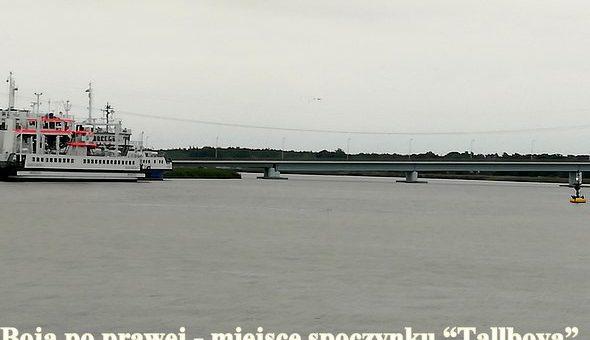 """W październiku rozpocznie się neutralizacja ogromnej bomby typu """"Tallboy"""", leżącej na dnie Kanału Piastowskiego w Świnoujściu"""