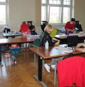 Akcja Krwiodawstwa z okazji Święta Krajowej Administracji Skarbowej