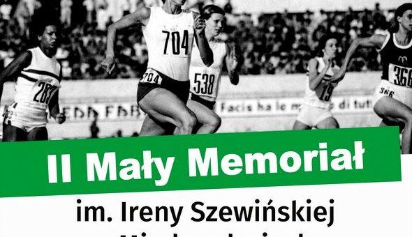 II Mały Memoriał im. Ireny Szewińskiej w Międzyzdrojach