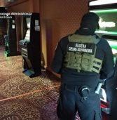 Nielegalny salon hazardu w Gryficach zamknięty przez KAS