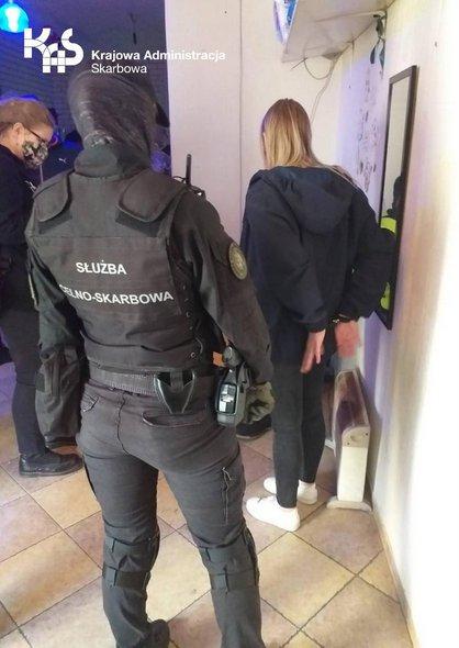 Barlinek – nielegalny salon gier zamknięty przez KAS