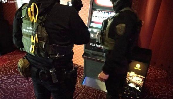 Kolejne nielegalne automaty wyeliminowane z rynku nielegalnych gier hazardowych