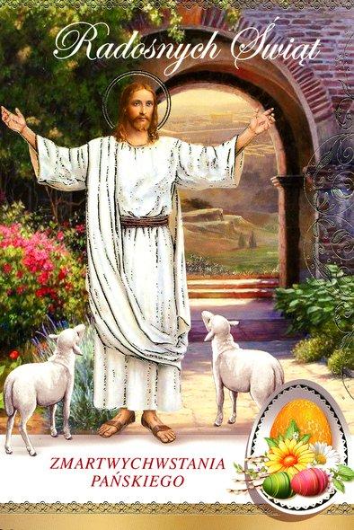 Wielkanoc 2021- życzenia