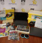 Międzyzdrojska Biblioteka otrzymała  sprzęt z projektu Liga eSzkoła NUTS 3