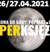 Tej nocy czeka nas spektakularne i wyjątkowo nieziemsko widowiskowe zjawisko na nieboskłonie – Superksiężyc ukaże się nam w pełnej, rzadko spotykanej krasie!