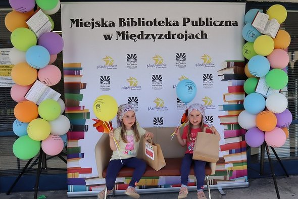 Tydzień Bibliotek 2021 w międzyzdrojskiej bibliotece