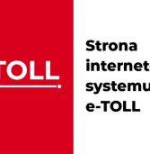 Wystartowała strona internetowa systemu  e-TOLL
