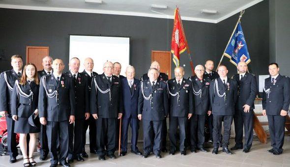 75. Lecie Ochotniczej Straży Pożarnej w Golczewie