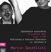 Marcin Świetlicki i Mariusz Czubaj – spotkanie autorskie