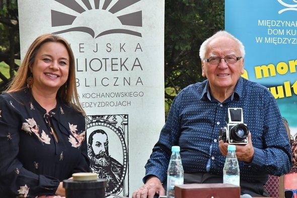 Fotografia to moje życie– czyli spotkanie z Andrzejem Ryfczyńskim