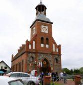 Konsekracja kościoła w Chominie