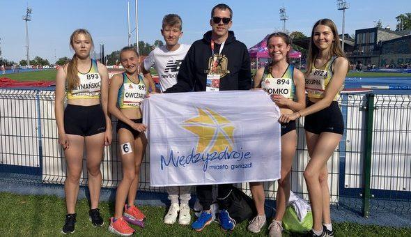 Hanna Owczaruk i Zuzanna Ziomko blisko medali Mistrzostw Polski