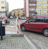 Kolejna kamieńska ulica bez przejazdu. Basztowa bez przejazdu!