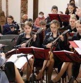 """Orkiestra """"Campanella"""" z Cekcyna w kamieńskiej katedrze [zdjęcia+film]"""