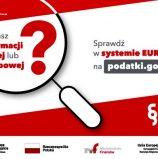 System EUREKA ułatwi dostęp do informacji podatkowej i celnej